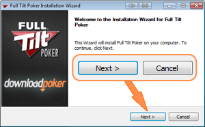 Step 1.3 - Start Installation Wizard