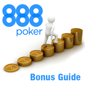 888 Poker Bonus Guide