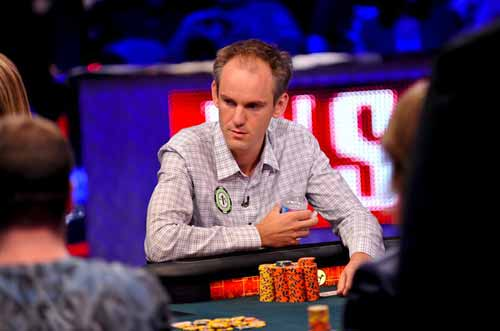 Allen Cunningham at the WSOP