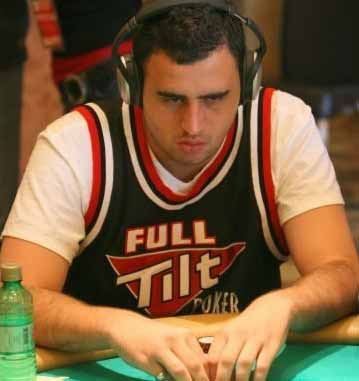 Robert Mizrachi Full Tilt Poker