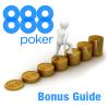 888 Poker Bonus Guide