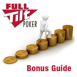 Full Tilt Poker bonus guide